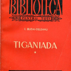 LICHIDARE-Tiganiada - Autor : I. Budai - 150185 - Carte de colectie