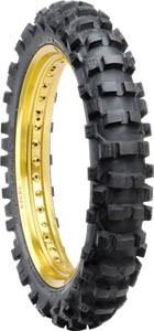 Motorcycle Tyres Duro HF906 ( 100/100-18 TL 62M ) foto