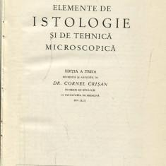 LICHIDARE-Elemente de istologie si de tehnica microscopica - Autor : Ioan Dragoiu - 136902