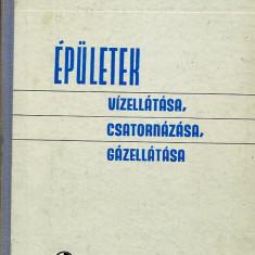 LICHIDARE-Epuletek vizellatasa csatornazasa gazellatasa - Autor : Ballai Janos - 70956 - Curs Limba Maghiara