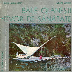 LICHIDARE-Baile Olanesti, Izvor de sanatate - Autor : Catrina Veronica - 106536 - Carte Medicina alternativa
