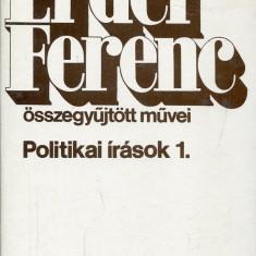LICHIDARE-Politikai irasok 1 - Autor : Erdei Ferenc - 75558 - Curs Limba Maghiara