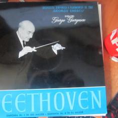 Vinil beethoven ca nou - Muzica Clasica Altele