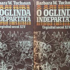 O OGLINDA INDEPARTATA - Barbara W. Tuchman (2 volume)