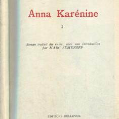 LICHIDARE-Anna Karenie - Autor : Tolstoi - 153652