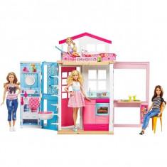 Jucarie Barbie Casa Barbie Story House DVV47 Mattel