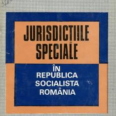 LICHIDARE-Jurisdictiile speciale in Republica Socialista Romana - Autor : Valentin I. Priscaru - 75016 - Carte Drept penal