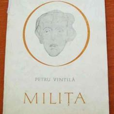 LICHIDARE-Milita - Autor : Petru Vintila - 60020
