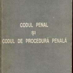 LICHIDARE-Codul penal si codul de procedura penala - Autor : - - 96796 - Carte Drept penal