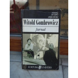 JURNAL, WITOLD GOMBROWICZ