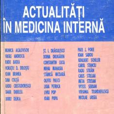 LICHIDARE-Actualitati in medicina interna - Autor : Gheorghe Gluhovschi - 54861