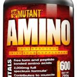 Mutant Amino 600 caps - Aminoacizi