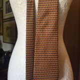 Cravata JAN PAULSEN matase - 4, Din imagine
