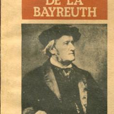 LICHIDARE-Magicianul de la Bayreuth- viata lui Richard Wagner - Autor : Doru Popovici - 65820 - Carte Arta muzicala