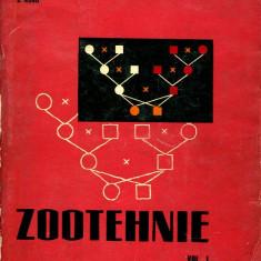 LICHIDARE-Zootehnie - vol.I - Autor : Al. Demianovschi, S. Rusu - 92962 - Carti Zootehnie