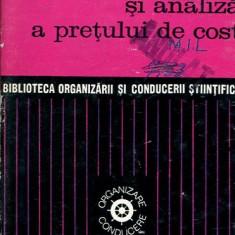 LICHIDARE-Metode de determinare si analiza a pretului de cost - Autor : C.iacobovici-boldisor - 87151 - Carte Contabilitate