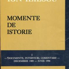 LICHIDARE-Momente de istorie- vol. I - Autor : Ion Iliescu - 110906 - Carte Politica