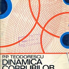 LICHIDARE-Dinamica corpurilor liniar elastice - Autor : P.p. Teodorescu - 85771