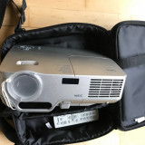 Videoproiector portabil NEC NP60 - NEFOLOSIT!