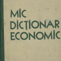 LICHIDARE-Mic dictionar economic - Autor : G. A. Kozlov - 73618 - Enciclopedie