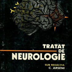 LICHIDARE-Tratat de neurologie- vol.III, partea I - Autor : Arseni - 96464 - Carte Neurologie