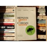 Hepatite cronice si Ciroze hepatice , V. runcan , 1978
