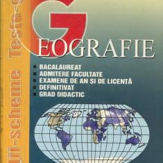 LICHIDARE-Lectii, scheme, teste grila pentru geografie - Autor : Posea Grigore - 151575
