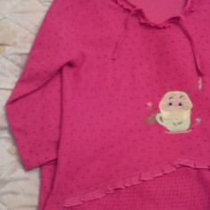 Pijama flausata mas.L - Pijamale dama