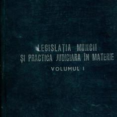 LICHIDARE-Legislatia muncii si practica judiciara in materie- vol. I - Autor : - - 109282 - Carte Drept penal