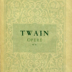 LICHIDARE-Opere, vol. II- Twain - Autor : Twain - 153012 - Carte de colectie