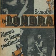 LICHIDARE-Scandal la Londra- afaceri cu tinere prostituate - Autor : - - 101261 - Carte Drept penal