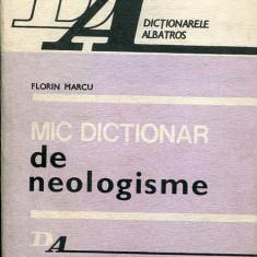 LICHIDARE-Mic dictionar de neologisme - Autor : Florin Marcu - 81672 - Enciclopedie