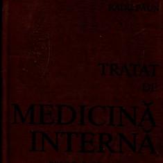 LICHIDARE-Tratat de medicina interna- bolile cardiovasculare - Autor : Radu Paun - 80420