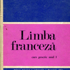 LICHIDARE-Limba franceza- curs practic anul I - Autor : Ion Braescu - 90169 - Curs Limba Franceza
