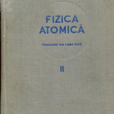 LICHIDARE-Fizica atomica- vol.II - Autor : E. V. Spolschi - 85774 - Carte Fizica
