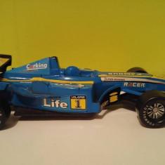 Jucarie masinuta formula 1 plastic, albastru, 17x8cm - Vehicul