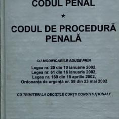 LICHIDARE-Codul penal- Codul de procedura penala - Autor : - - 114569 - Carte Drept penal