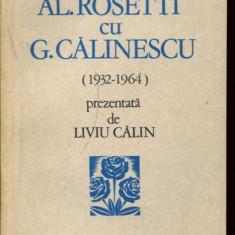 LICHIDARE-Corespondenta lui Al. Rosetti cu G. Calinescu - Autor : Liviu Calin - 77785 - Nuvela