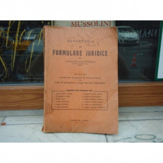 Repertoriu de formulare juridice , Lascar Davidoglu , 1942