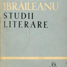 LICHIDARE-Studii literare - Autor : Garabet Ibraileanu - 61775 - Studiu literar