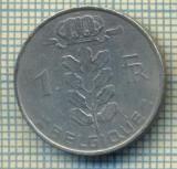 8599 MONEDA- BELGIA(BELGIQUE) - 1 FRANC -anul 1963 -starea ce se vede, Africa