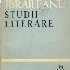 LICHIDARE-Interferente- studii literare - Autor : Garabet Ibraileanu - 89524 - Studiu literar
