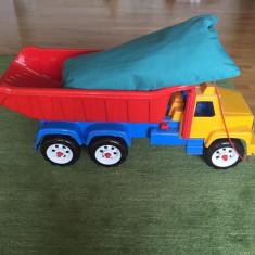 Camion de plastic - Masinuta electrica copii