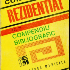 LICHIDARE-Concurs rezidentiat, compendiu bibliografic - Autor : - - 73388