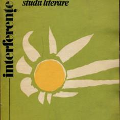 LICHIDARE-Interferente - studii literare - Autor : Societatea literara - 37421 - Studiu literar