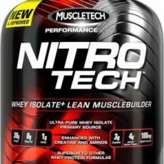 Muscletech Nitro-Tech 1, 8 kg - Concentrat proteic