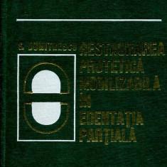 LICHIDARE-Restaurarea proetica mobilizabila in edentatia partiale - Autor : S. Dumitrescu - 106300 - Carte Medicina alternativa