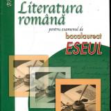 LICHIDARE-Literatura romana pentru examenul de bacalaureat - Autor : L. Paicu, M. Lazar - 135183