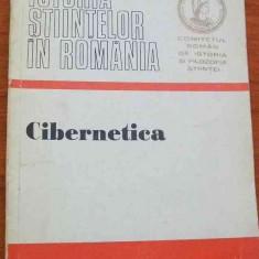 LICHIDARE-Istoria stiintelor in Romania- cibernetica - Autor : Mihail Florescu - 72733 - Carte Informatica