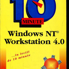 LICHIDARE-10 minute- windows NT, workstation 4.0 - Autor : Sue Plumley - 134355 - Carti Electrotehnica